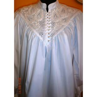 Kalocsai mintás női ruha - Kalocsai hímzés - Népművészeti ruha 040e3f124c
