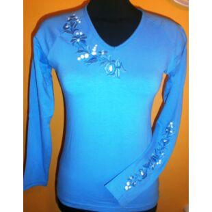 Hímzett női pólók c183887f02