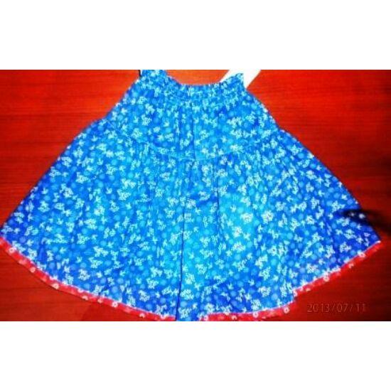 Kékfestő kisszoknya