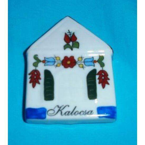 Hűtőmágnes  kisház