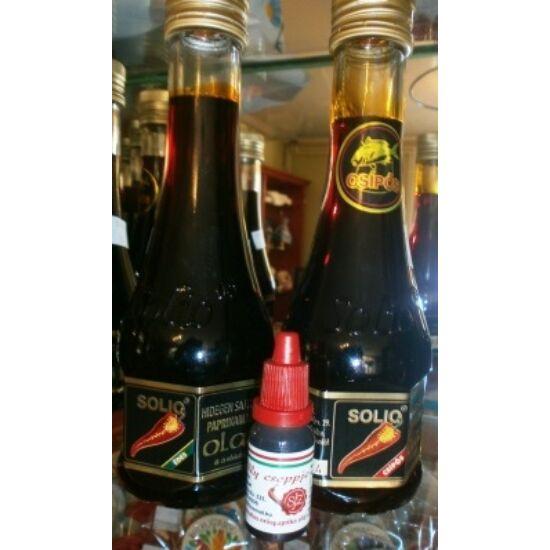Paprika-mag olaj /csípős