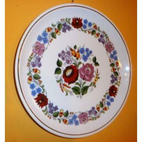 porcelán falitál  28