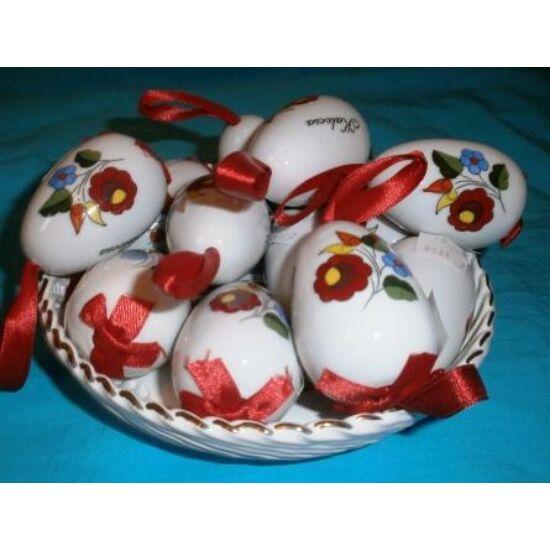 porcelán tojás