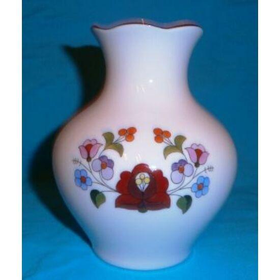 porcelán váza ,nagy cakkos