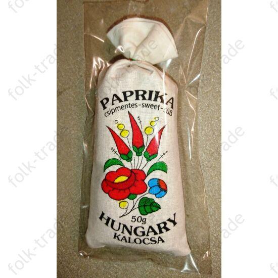 5 dkg-os díszcsomagolású édes kalocsai paprika