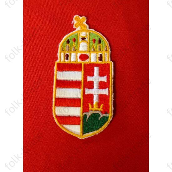 Magyar címer felvarró