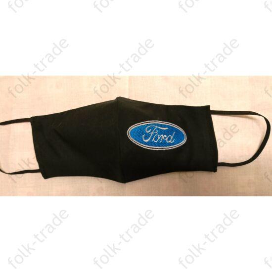 Hímzett maszk /Ford