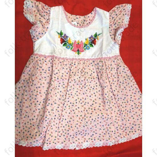 Fodros kislány ruha /104