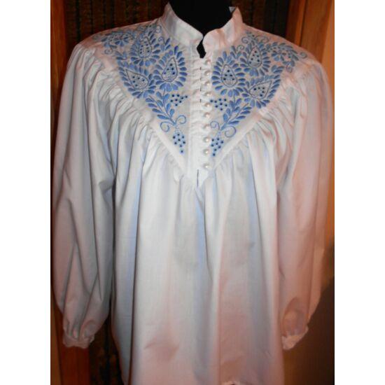 fe427d4970 Sokgombos női blúz - Hímzett női ruhák
