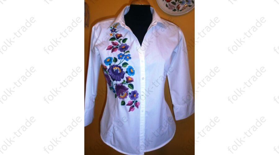 f64ef939a9 Egyedi mintás női blúz - Hímzett női ruhák